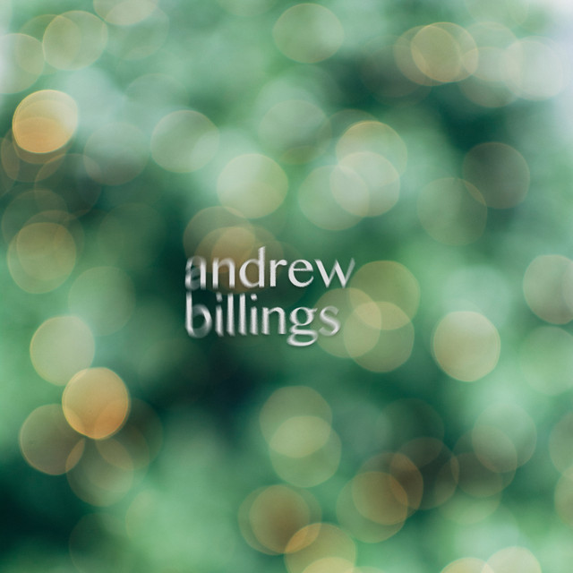 Album cover for EP by Andrew Billings