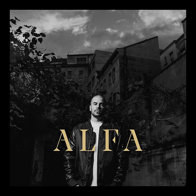 Album cover for Alfa by Ektor