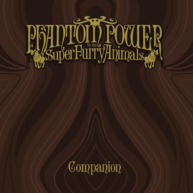 Album cover for Phantom Power by Super Furry Animals