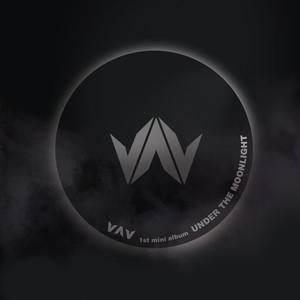 VAV 1st Mini Album ′Under the moonlight′ Albümü