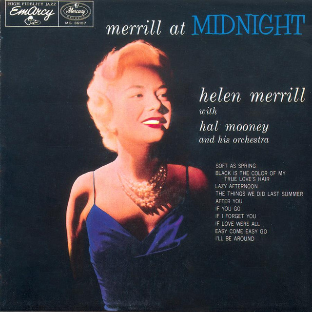 Helen Merrill Merrill at Midnight album cover