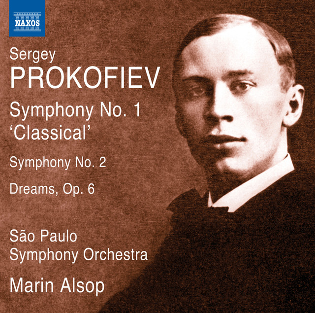 Prokofiev: Orchestral Works Albumcover