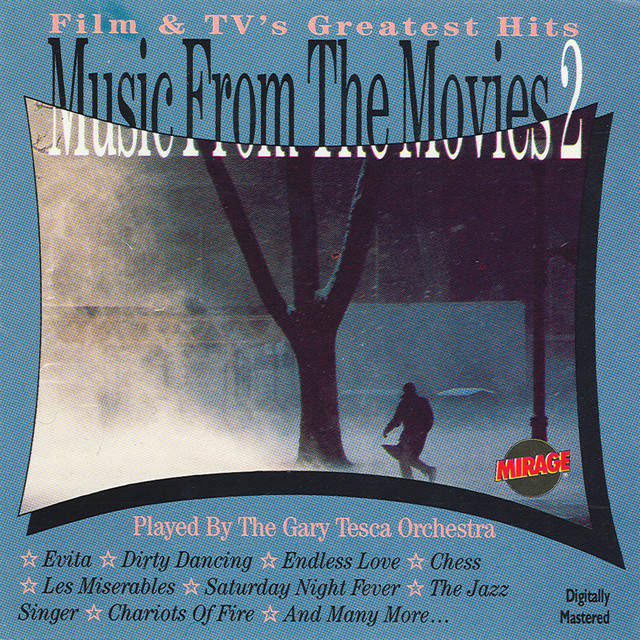 Music From The Movies Part 2 - The Instrumental Versions by