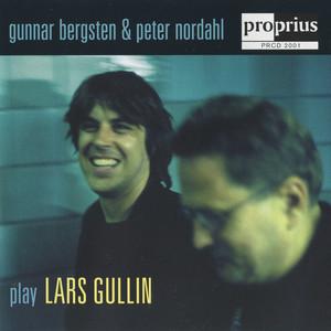 Gunnar Bergsten & Peter Nordahl play Lars Gullin album