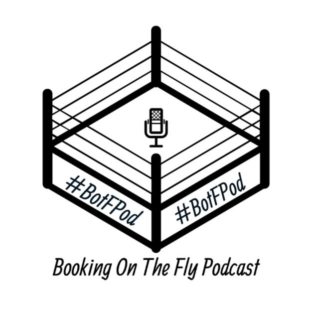 Booking On The Fly #6 - Road To WrestleMania: Brock Lesnar
