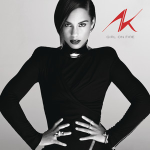 Alicia Keys Not Even the King cover