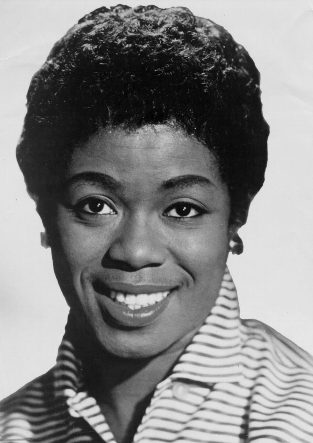 Sarah Vaughan Misty, No. 1 cover