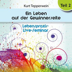 Lebenspraxis-Live-Seminar: Ein Leben auf der Gewinnerseite - Teil 2 Audiobook