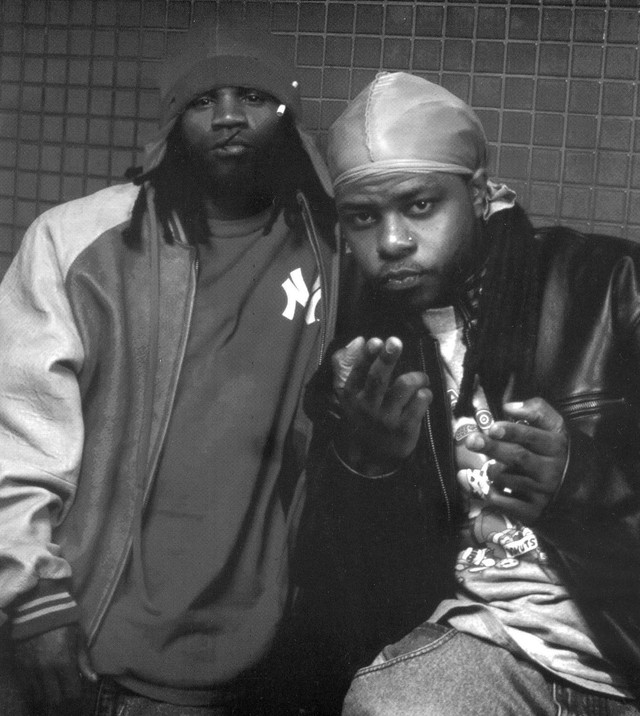 Das EFX, KRS‐One Represent the Real cover