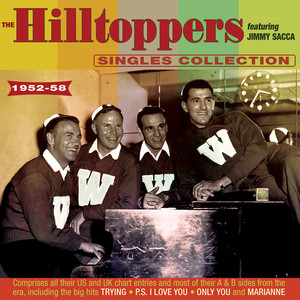 The Hilltoppers, Jimmy Sacca Poor Butterfly cover