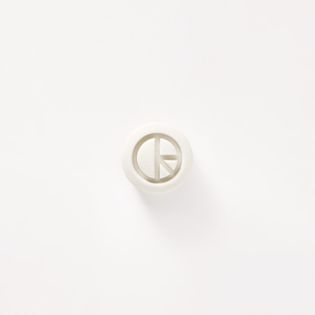 Album cover for Love Frequency by Klaxons