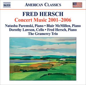 Hersch, F.: Concert Music (2001-06) album