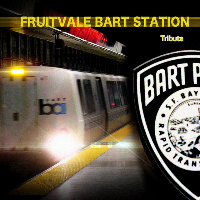 Various Artists Fruitvale Bart Station Tribute album cover