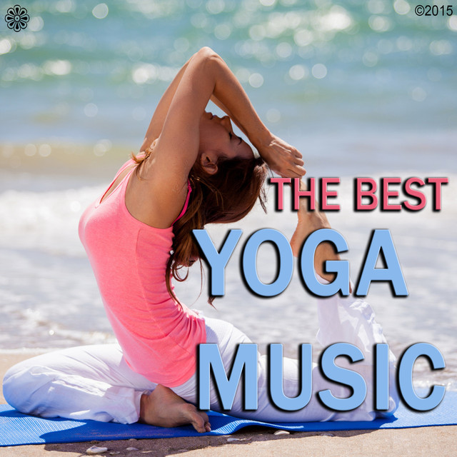 The Best Yoga Music Albumcover