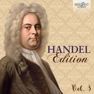 Handel Edition, Vol. 3 Albümü