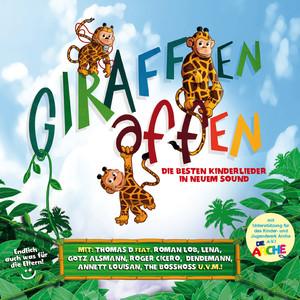 Roger Cicero Die Affen rasen durch den Wald cover