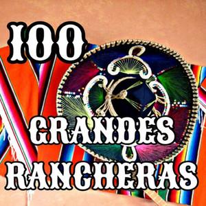 100 Grandes Rancheras Albumcover