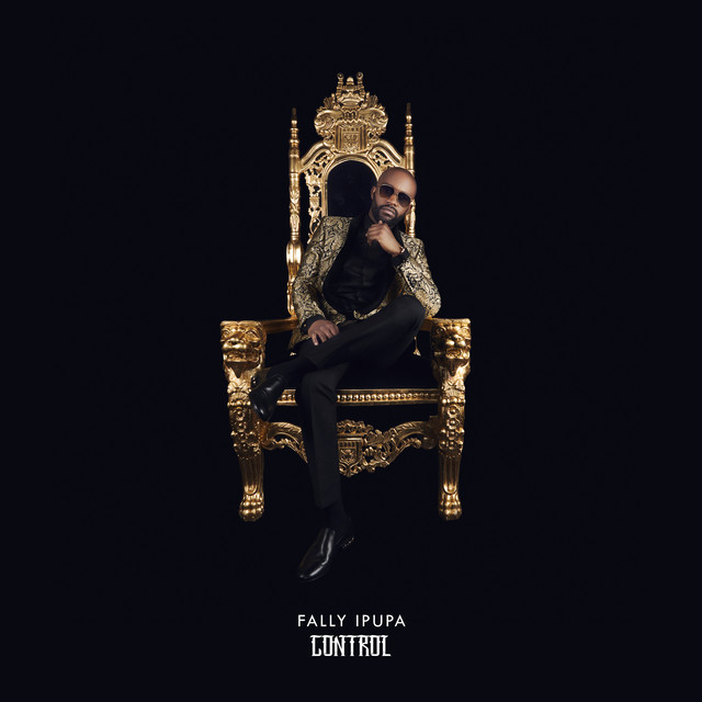 Album cover for Control by Fally Ipupa