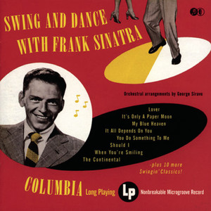 Swing and Dance With Frank Sinatra album