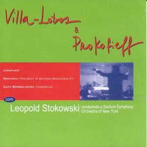 Villa-Lobos & Prokofieff album