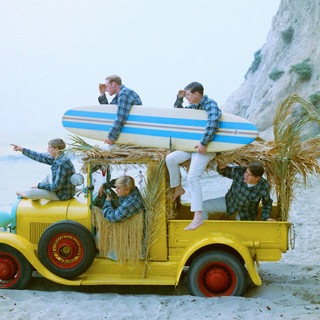 The Beach Boys Surfin' Safari [Takes 5-6] [Take] cover