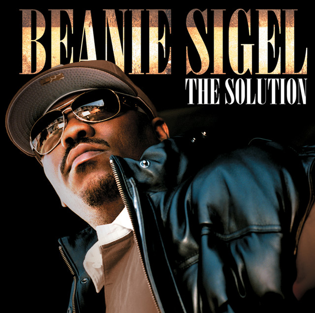 Beanie Sigel The Solution album cover