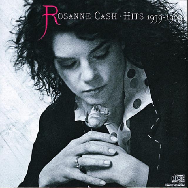 Rosanne Cash Hits 1979-1989 album cover