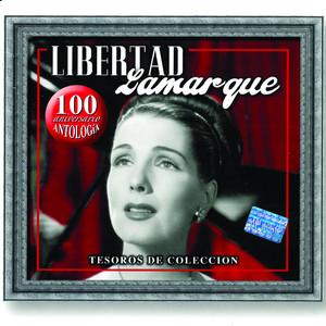 Libertad lamarque listen for free on spotify for Amazon canta tu alex e co