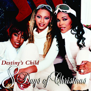 8 Days Of Christmas Albumcover