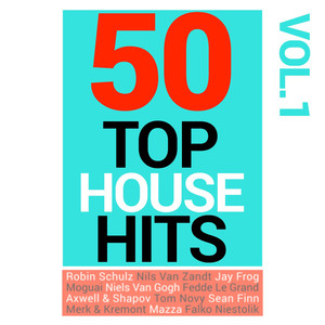 Top 50 House, Vol. 1