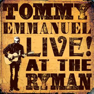 Live! At The Ryman album