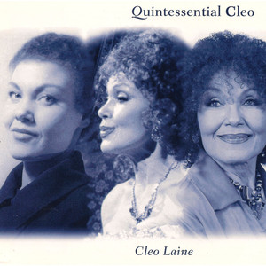 Cleo Laine, John Williams He Was Beautiful cover