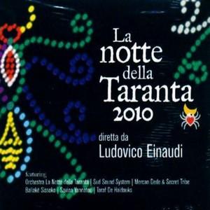 La notte della Taranta 2010 Albumcover