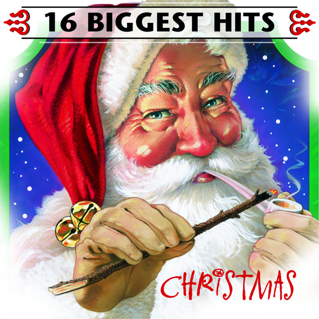 Various Artists Christmas 16 Biggest Hits album cover