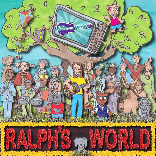 Time Machine Guitar by Ralph's World