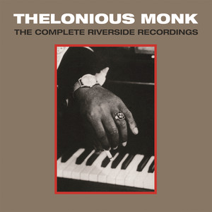 Thelonious Monk Ask Me Now cover