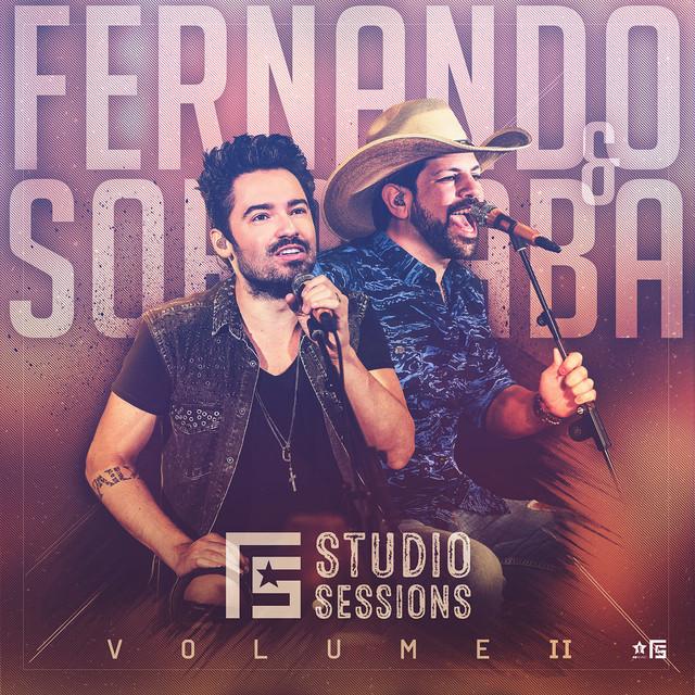Album cover for F S Studio Sessions, Vol. 2 (Acústico) by Fernando & Sorocaba