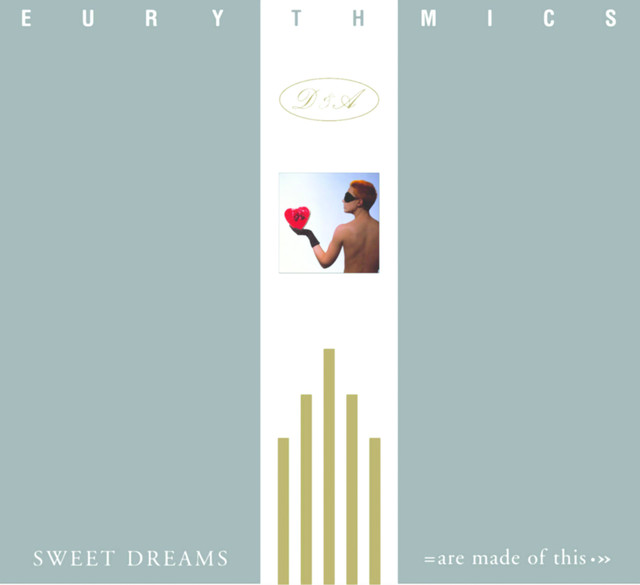 sweet dreams  are made of this  by eurythmics on spotify