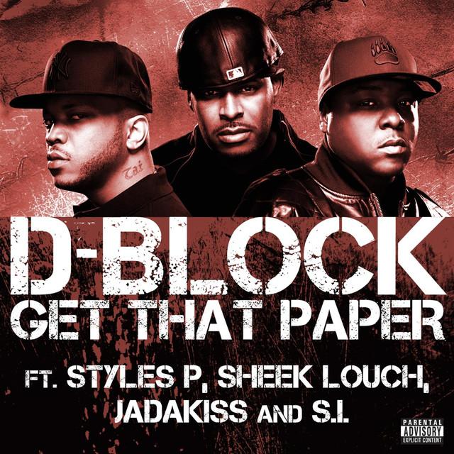 D-Block Get That Paper album cover