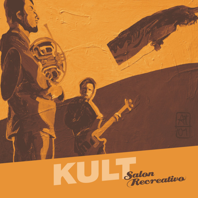 Album cover for Salon Recreativo by Kult