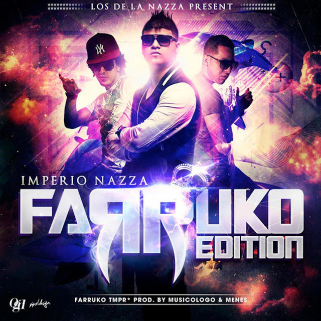 Imperio Nazza Farruko Edition