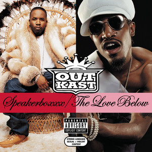 Speakerboxxx/The Love Below Albumcover
