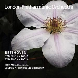 Beethoven: Symphonies Nos. 1 & 4 Albümü