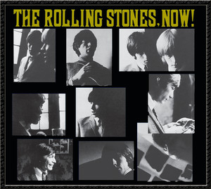 The Rolling Stones, Now! (Remastered) Albumcover