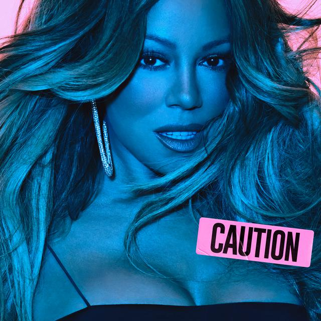 Mariah Carey Caution (Japan Version) album cover