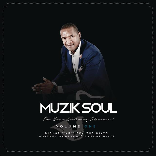 Various Artists Muzik Soul, Vol. 1 album cover