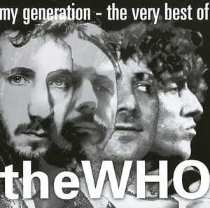 My Generation - The Very Best of The Who album