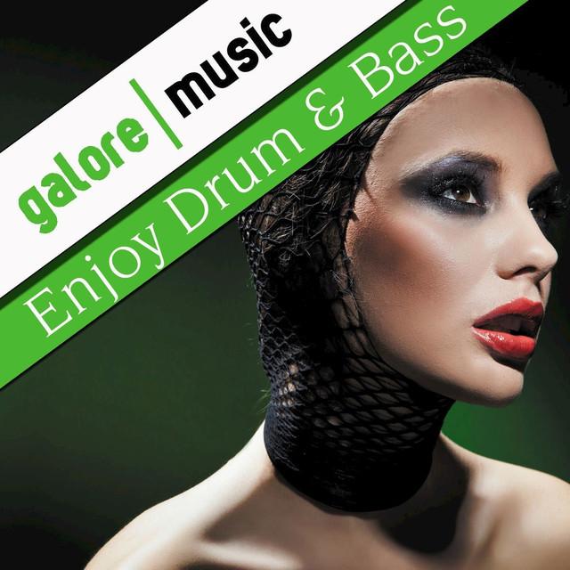 Enjoy Drum & Bass Albumcover