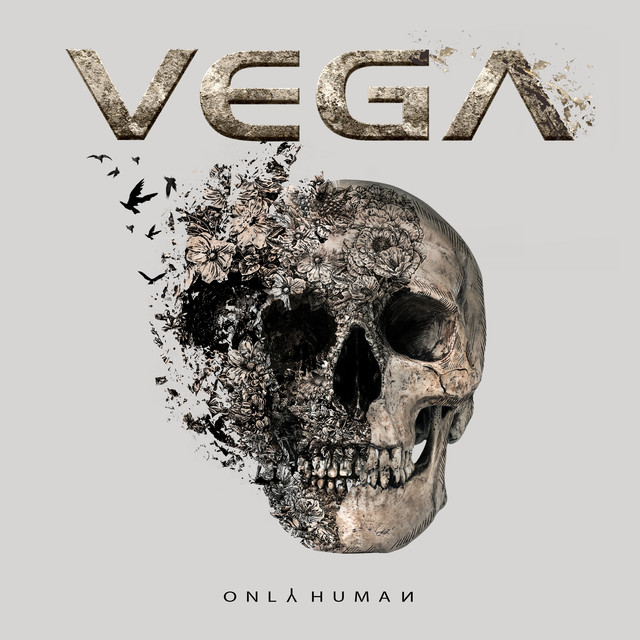 Album cover for Only Human by Vega