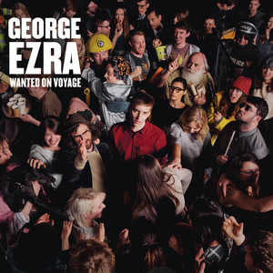 George Ezra Over the Creek cover